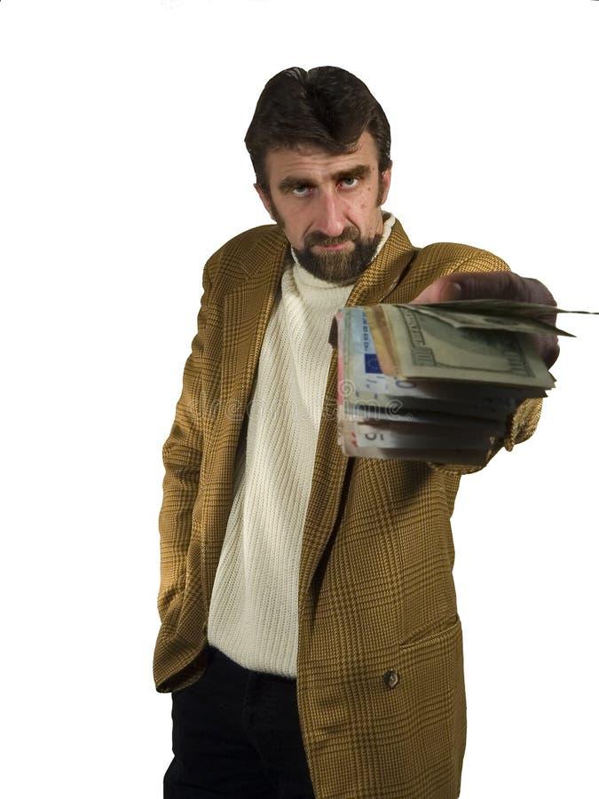 Download Pengartake arkivfoto. Bild av män, överenskommelse, pengar - 511386