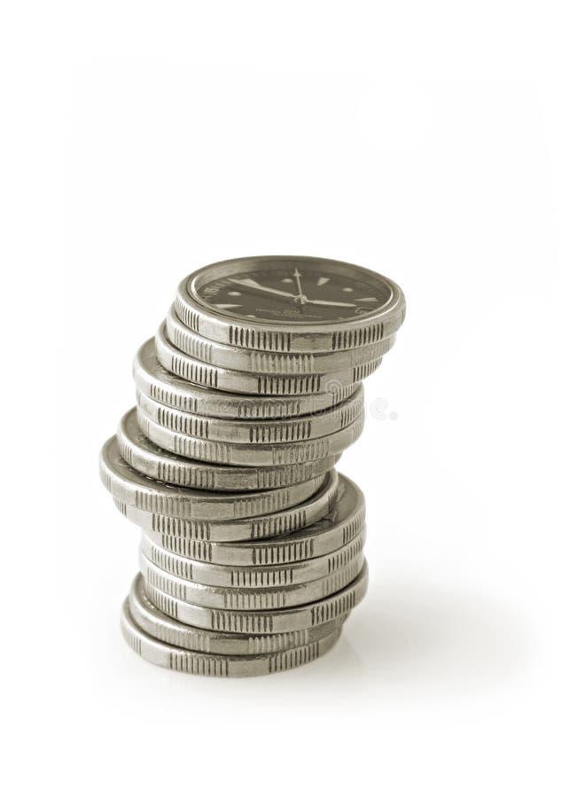 pengartid arkivfoton