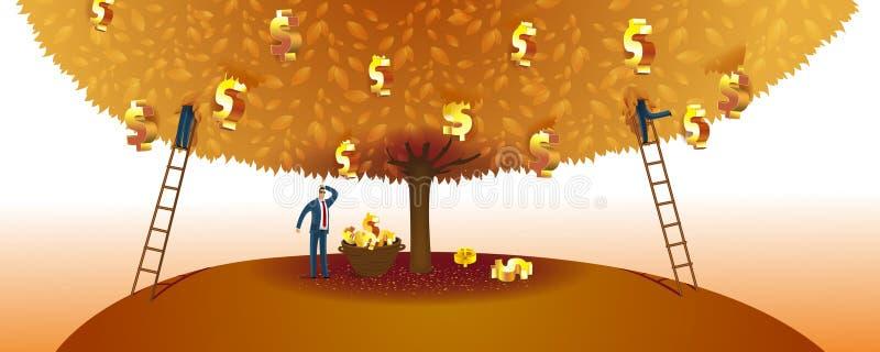 pengartree stock illustrationer
