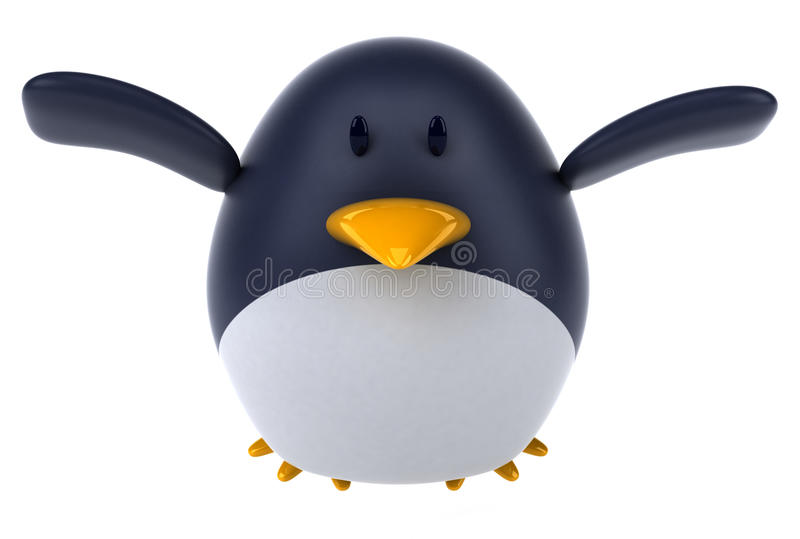 Download Penguin stock illustration. Illustration of species, funny - 18552542
