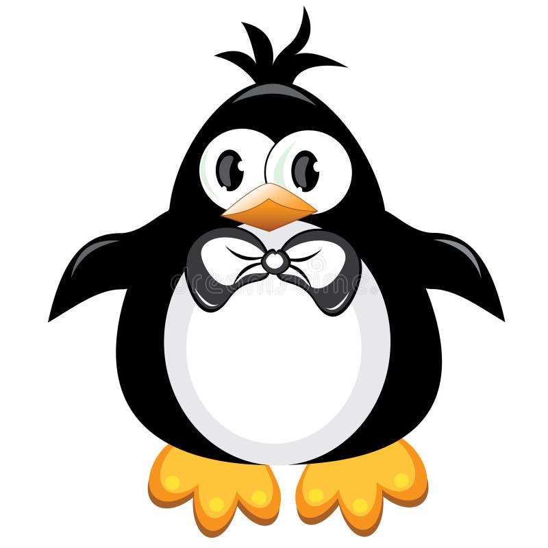 Download Penguin cartoon bird. Boy. stock vector. Image of artistic - 19072495