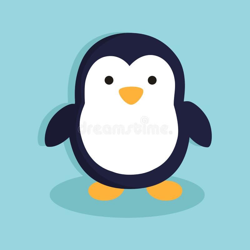 Penguin Cartoon Character stock vector. Illustration of ...