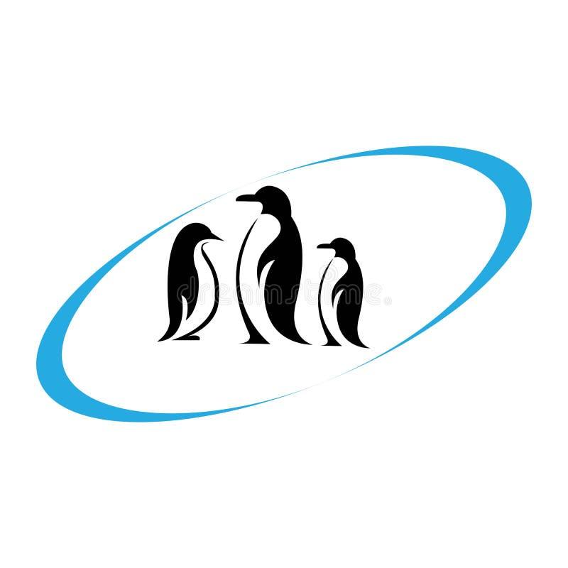 penguin vektor abbildung