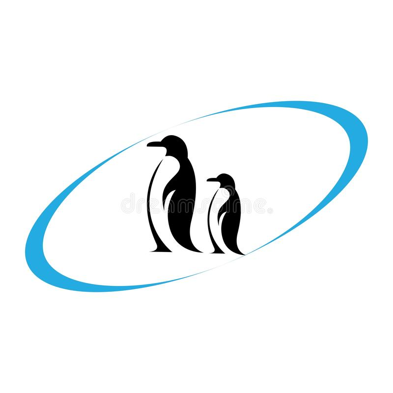 penguin stock abbildung