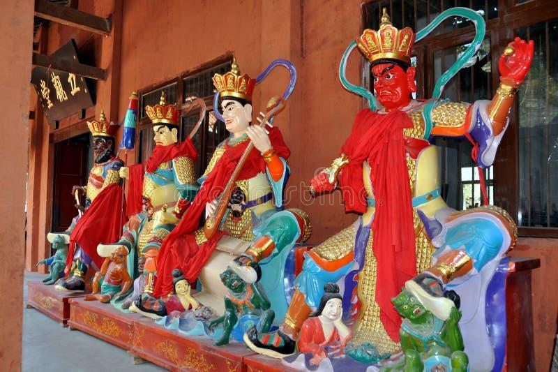 Download Pengzhou, China: Yuan Shi Temple Royalty Free Stock Photo - Image: 18619475