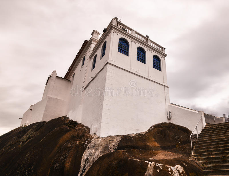 Penha Convent royalty free stock photography