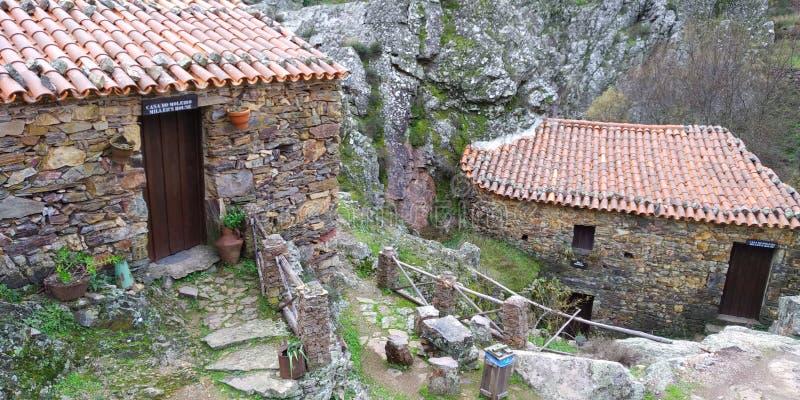 Penha Garcia, Idanha una nova, Portogallo, Unesco fotografia stock
