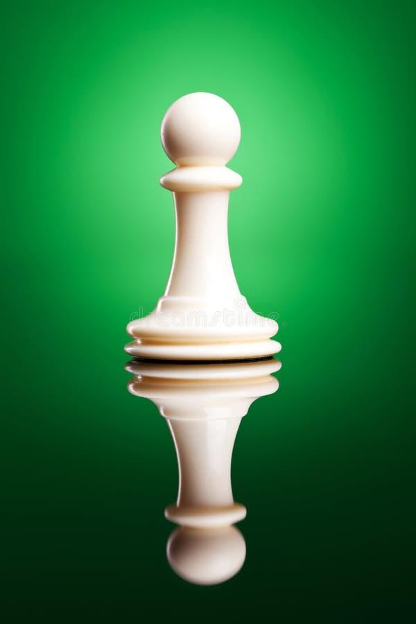 Penhor branco fotografia de stock royalty free
