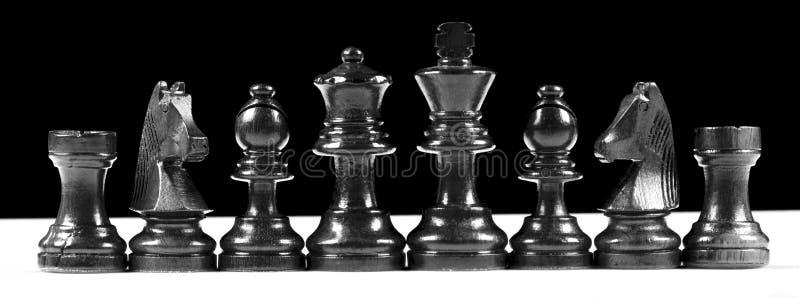 Penhores da xadrez fotos de stock royalty free