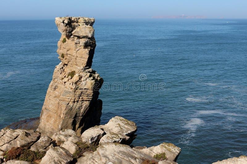 Peniche ao redor - Portugal fotos de stock