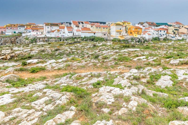 Peniche, Portugal fotografia de stock