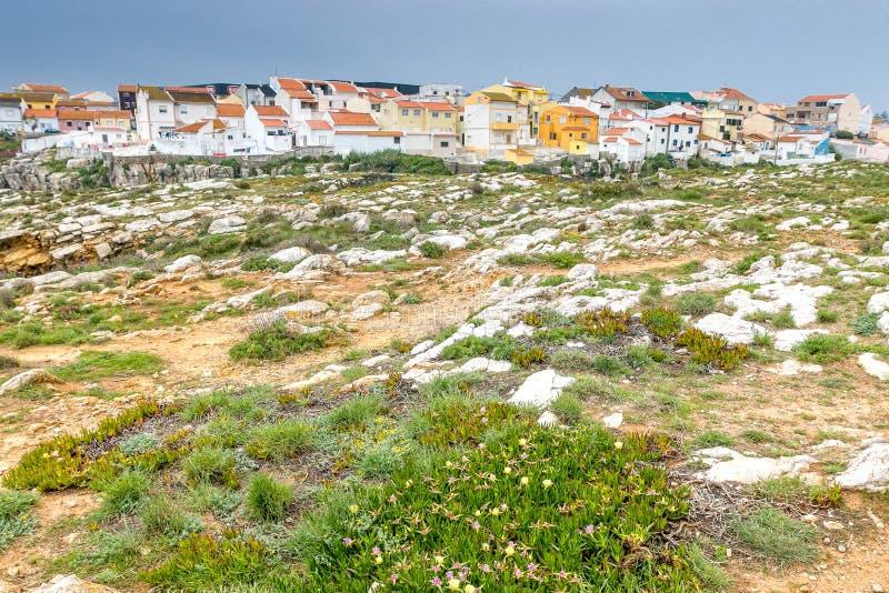Peniche, Portugalia obrazy royalty free
