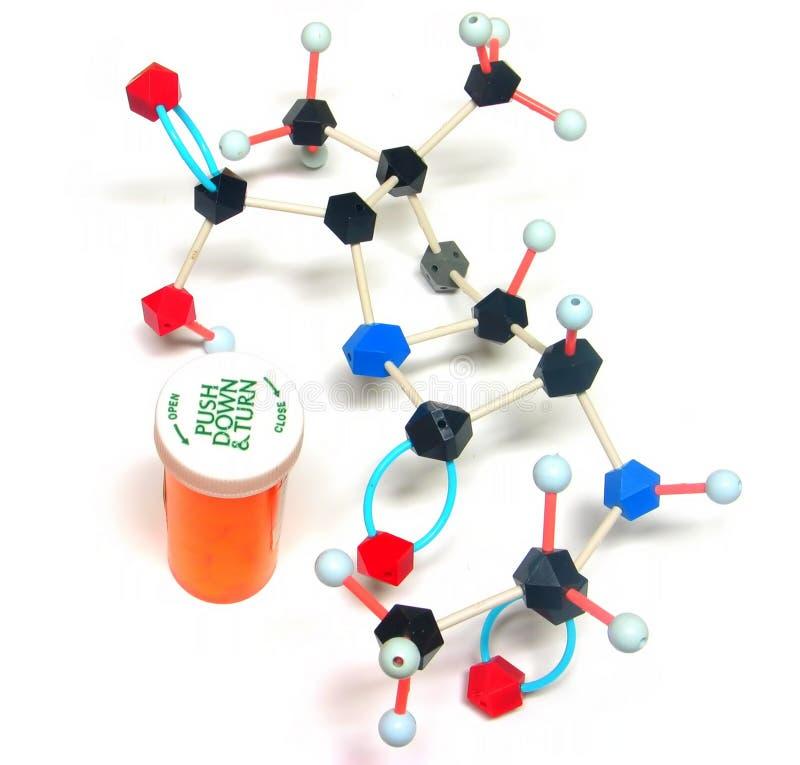 Penicilina foto de stock