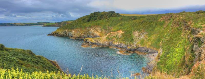 Peninsula Cornwall, England, UK royalty free stock images