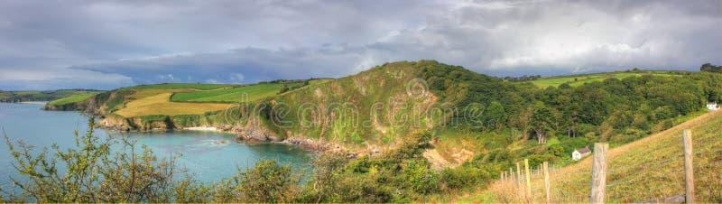 Peninsula Cornwall, England, UK royalty free stock photos
