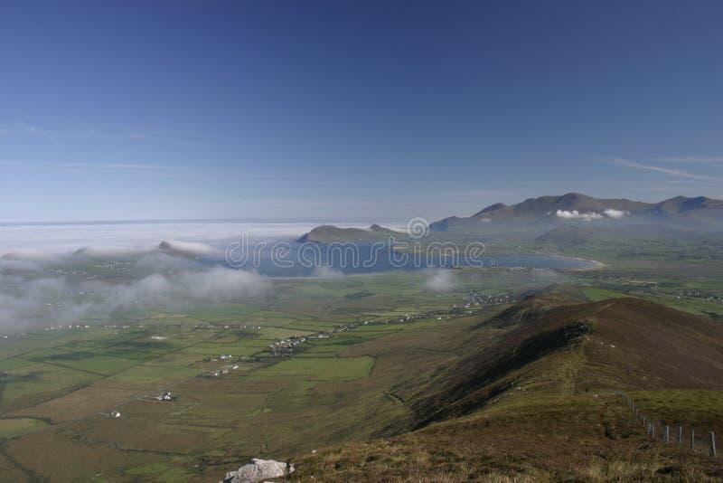 Peninsula landscape royalty free stock photo