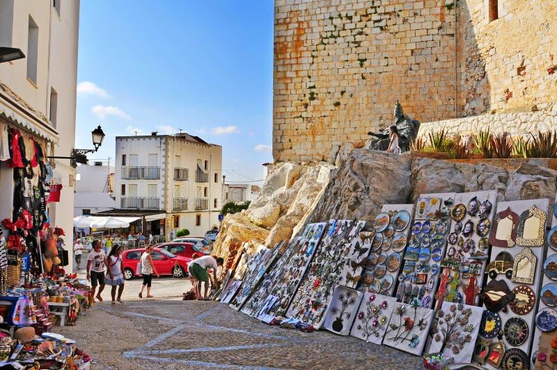 Peniscola, España fotografía de archivo libre de regalías