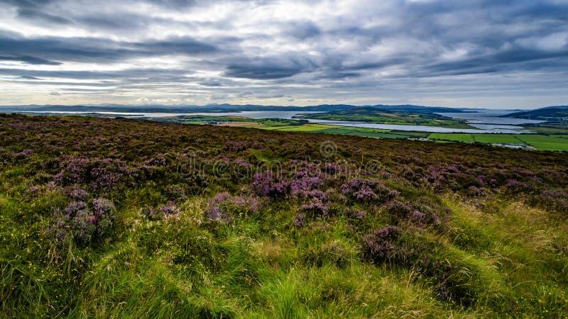 Penisola di Inishowen, Co Il Donegal fotografia stock