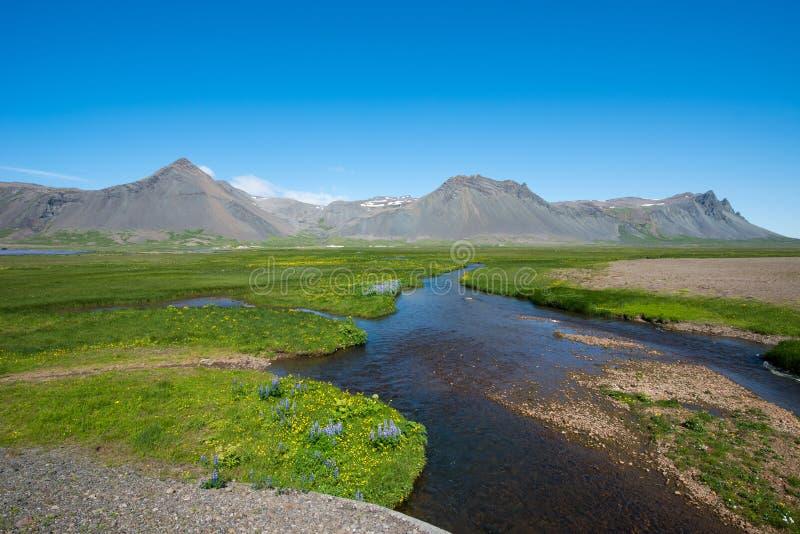 Penisula van Snaefellsnes, IJsland royalty-vrije stock afbeeldingen