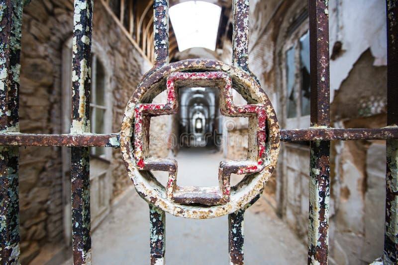 Penitenciária oriental do estado imagens de stock