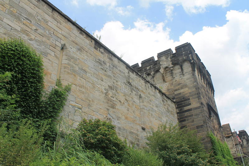 penitentuary东部的状态 免版税图库摄影
