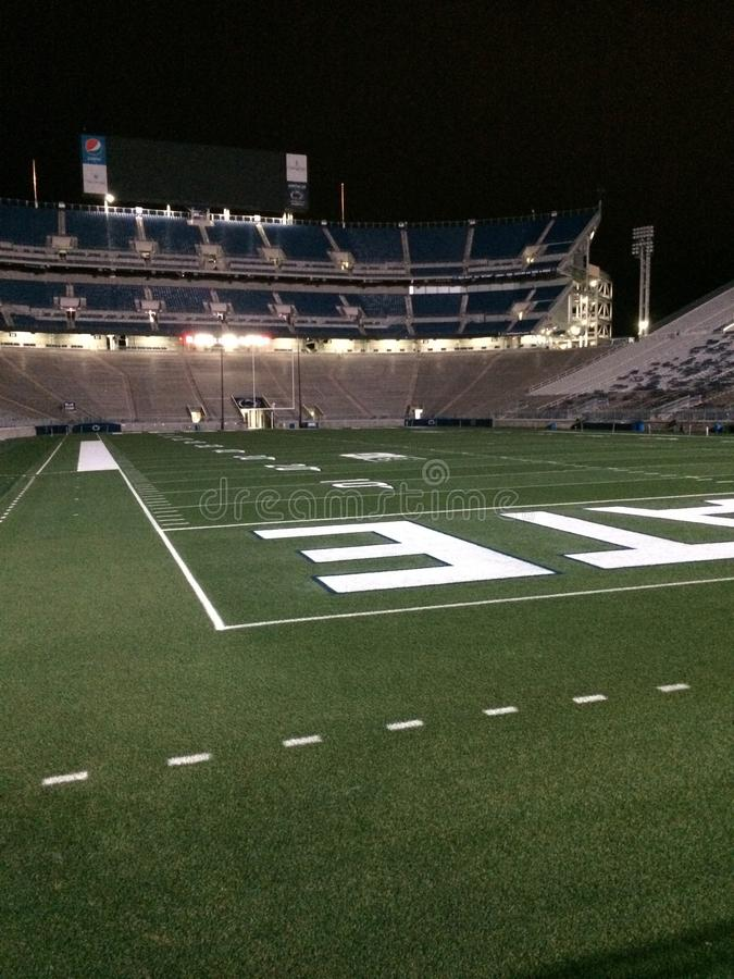 Penn State Football stock foto's