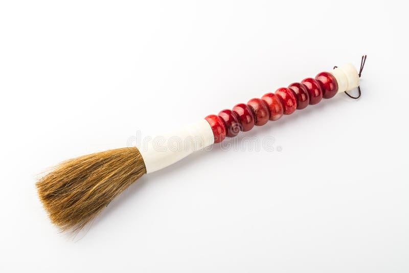 Penna cinese della spazzola immagini stock libere da diritti