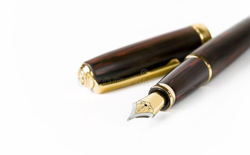 Penna dell'inchiostro immagine stock libera da diritti