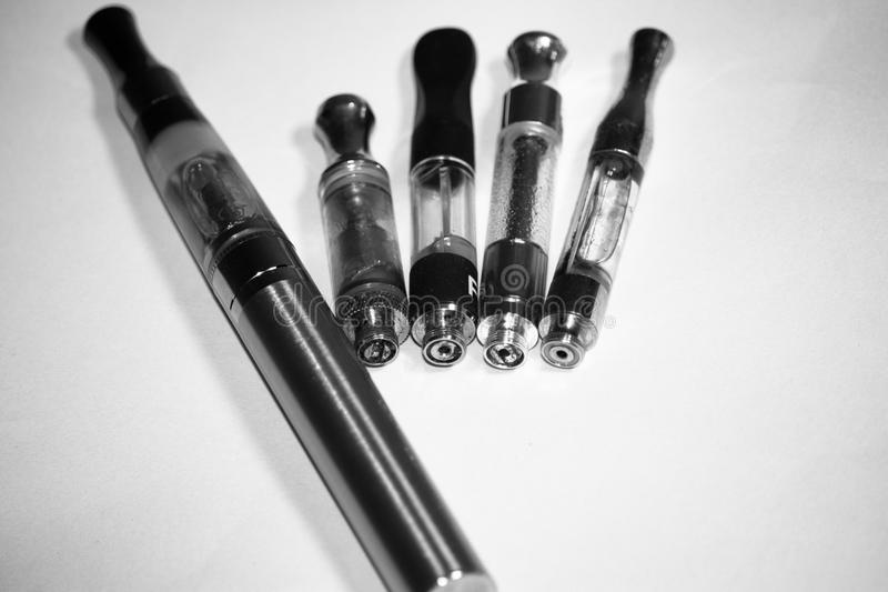 Penna di Vape fotografie stock