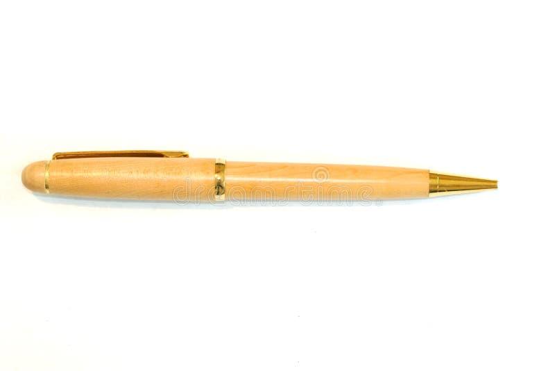 Penna operata dell'inchiostro fotografie stock libere da diritti