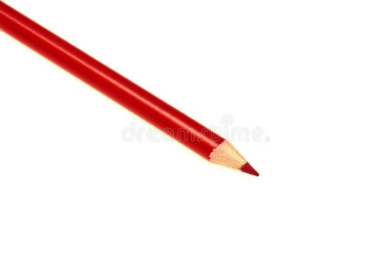 Penna rossa fotografie stock libere da diritti