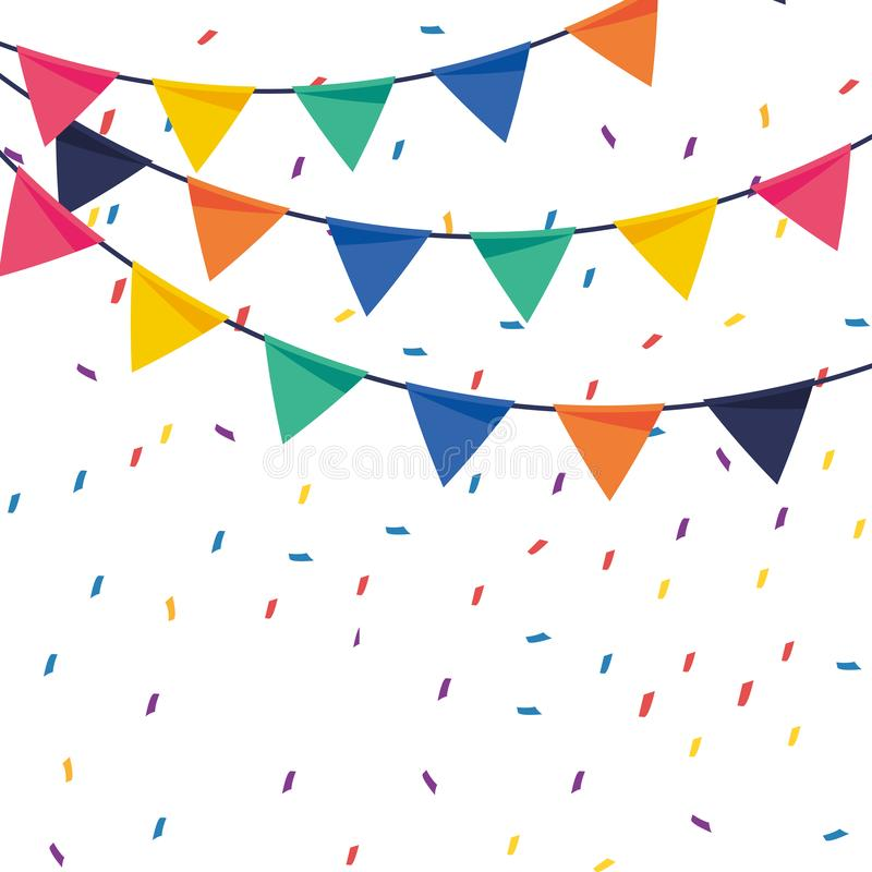Free Pennants And Streamers Royalty Free Stock Photo - 147138455