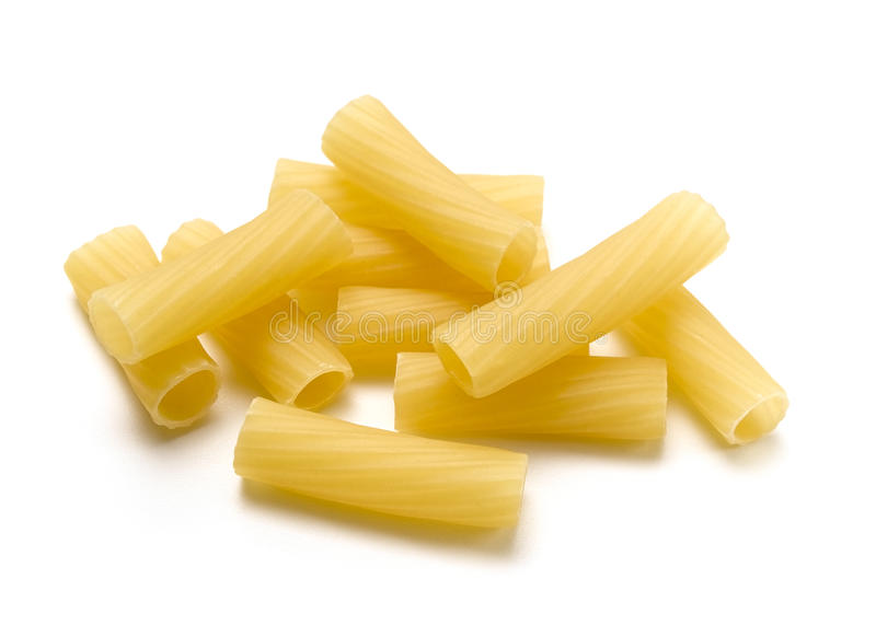 Penne Pasta royalty-vrije stock afbeelding