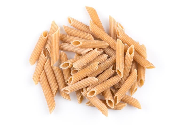 Penne Pasta intero immagine stock