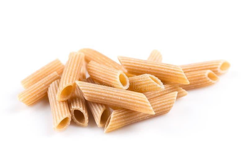 Penne Pasta intero immagine stock libera da diritti