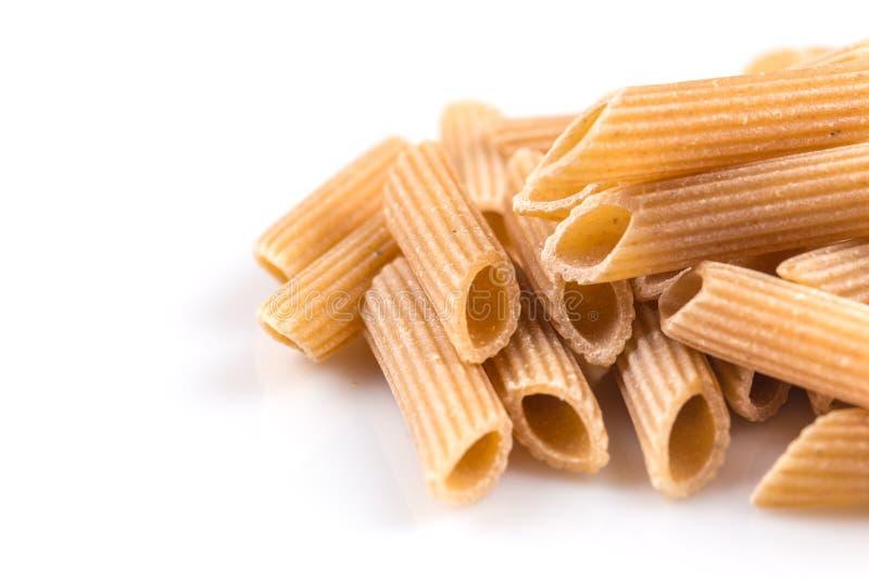 Penne Pasta intero fotografia stock