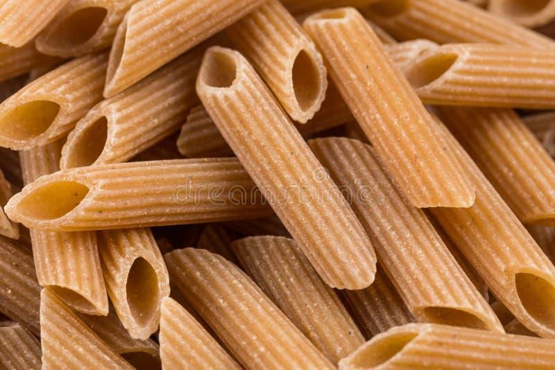 Penne Pasta intero fotografie stock