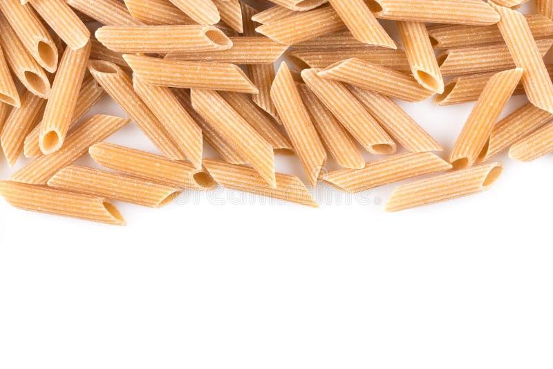 Penne Pasta intero fotografie stock libere da diritti