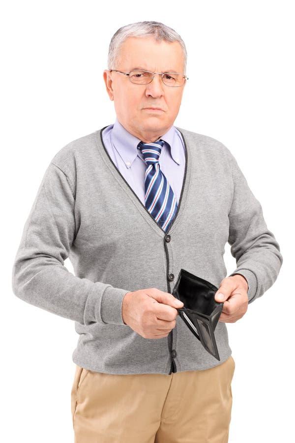 Download Penniless stock photo. Image of gentleman, poor, adult - 28664480