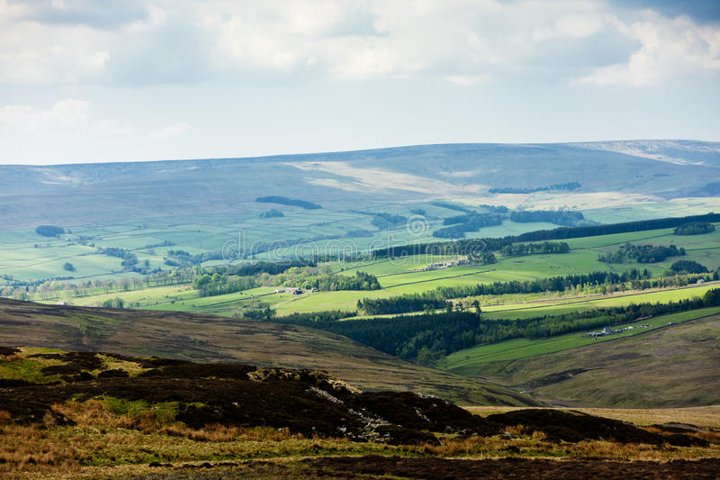 Download The Pennines stock image. Image of calm, natural, quiet - 24225737
