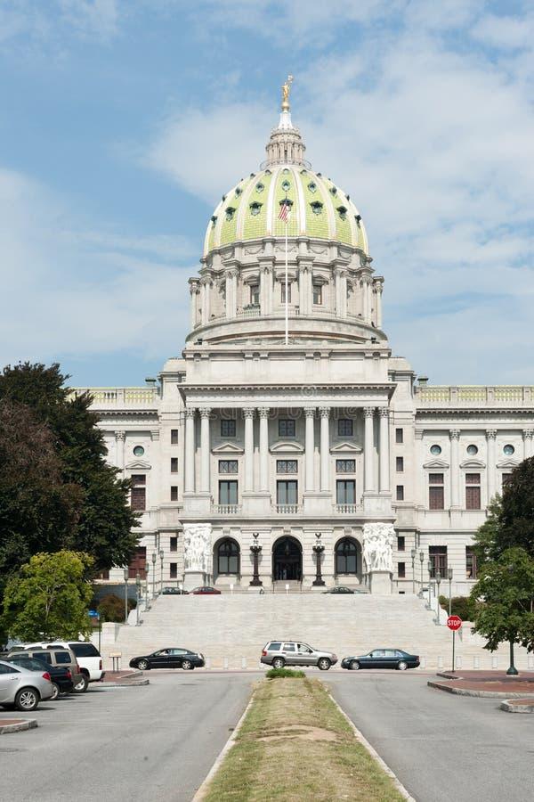 Pennsylvania state capitol stock photos