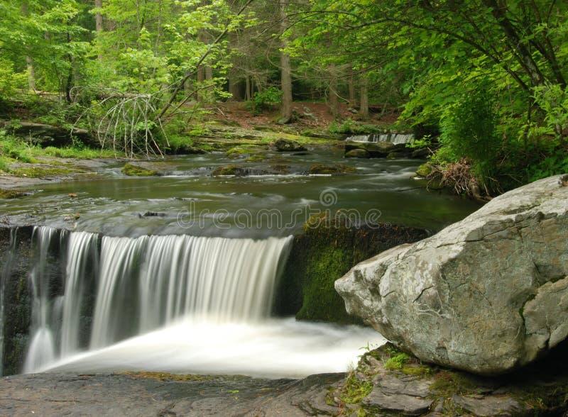 Pennsylvania Waterfall - Delaware Water Gap