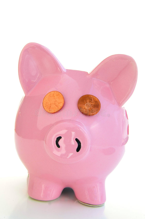 penny, obrazy stock