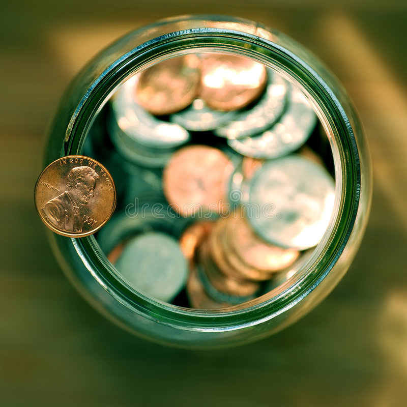 Penny stock photography