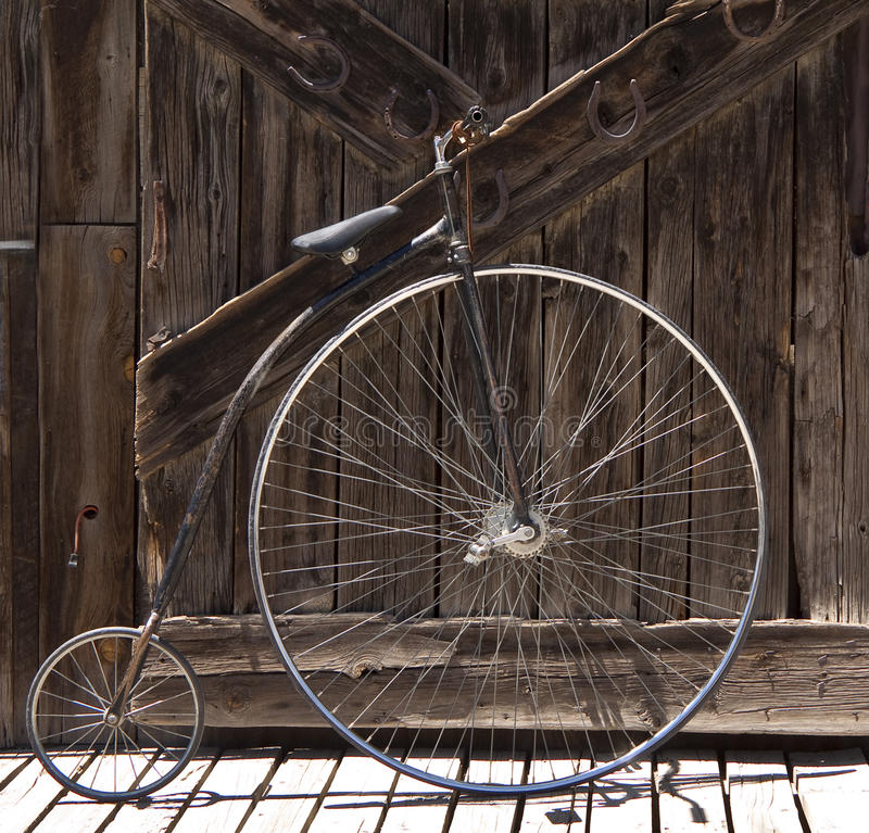 Penny farthing royalty free stock image