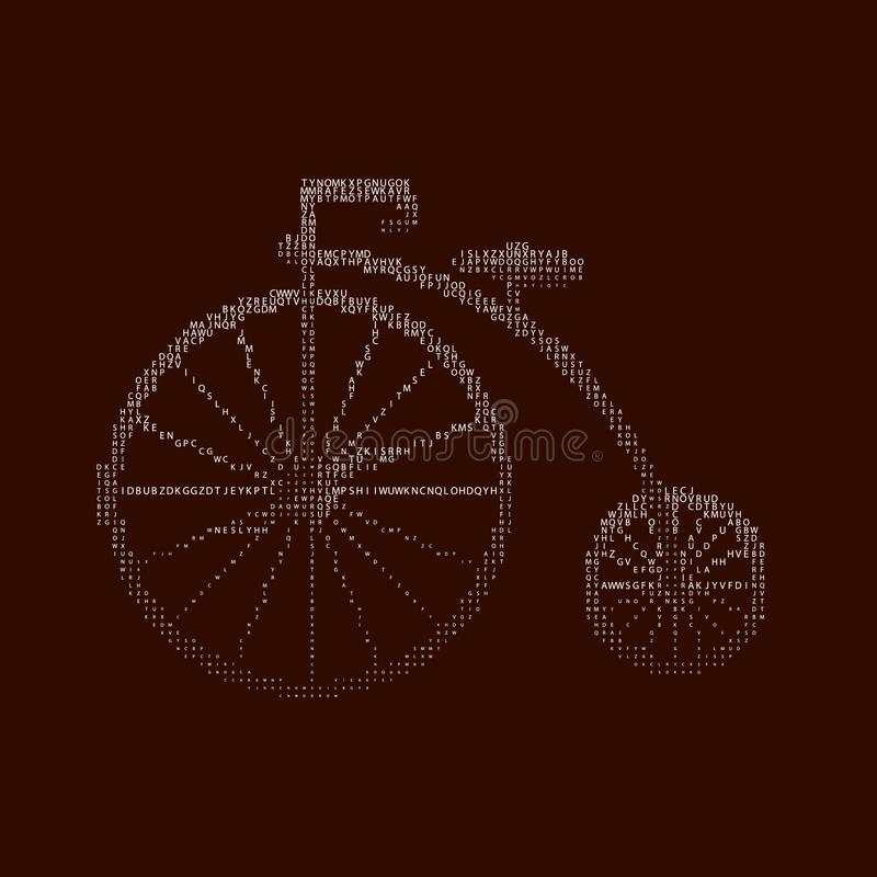 Penny-farthing icon white isolated on green background. antique old bicycle with large wheels Penny-farthing gradient vector illustration