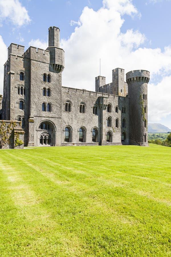 Penrhyn Castle στοκ εικόνες