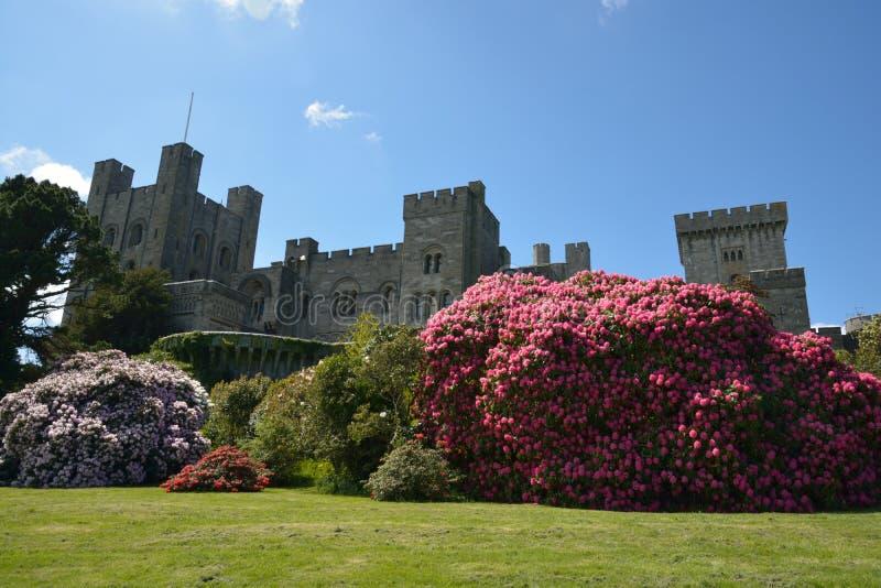 Penrhyn Castle στοκ εικόνα