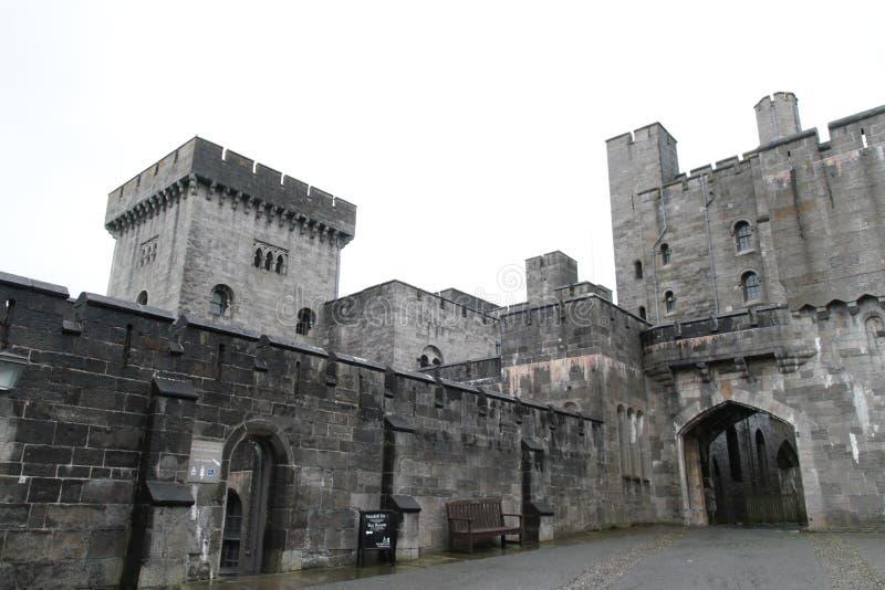 Penrhyn Castle στοκ φωτογραφία