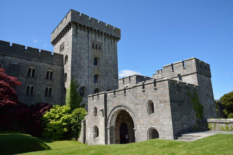 Penrhyn slott arkivbild